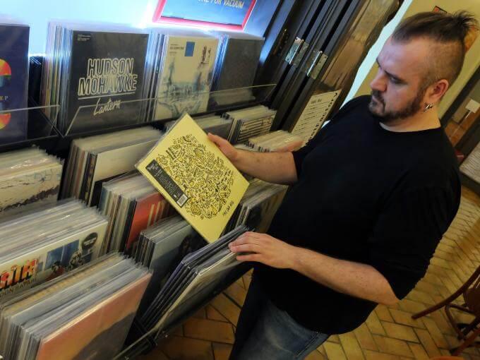 Cafe Time Music: Hudební Kavárna S Nejlepšími Vinyly (a Nástupce Musictownu)