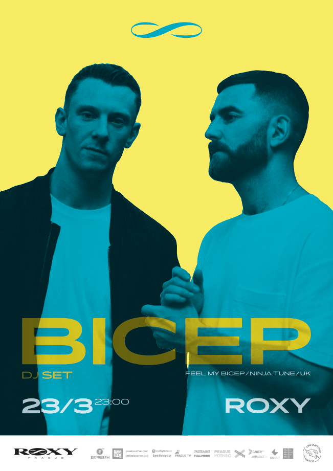 Bicep Come To Roxy In March