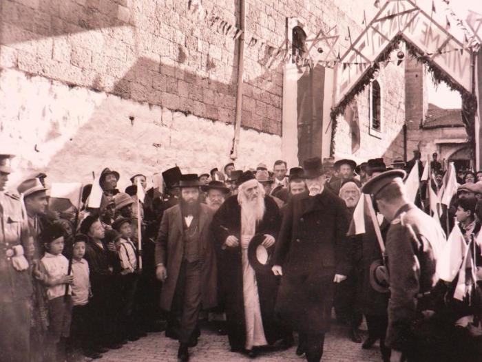 Nová Výstava Připomíná Vztah T. G. Masaryka Ke Svaté Zemi