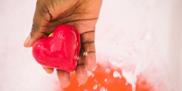 LUSH – Valentýn