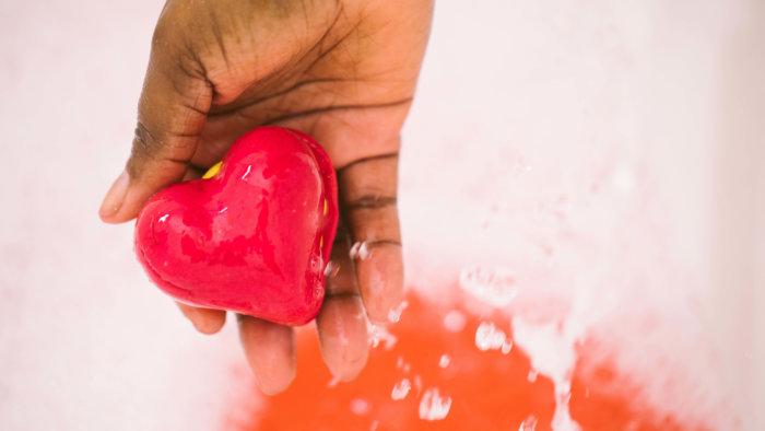 Lush Představuje Valentýnskou Kolekci