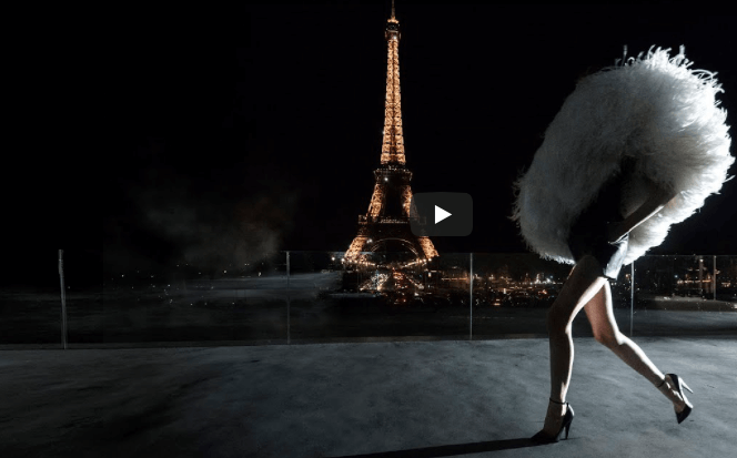 Fashion Video: Saint Laurent Summer 18