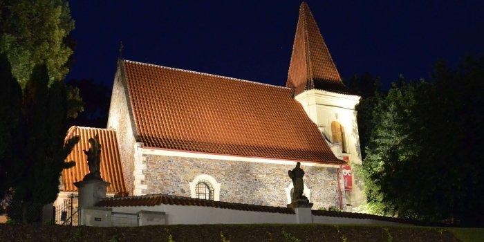 Foto Pořadatel Akce (Noc Kostelu 2016 Praha Petrovice)