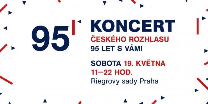 95 Let Českého Rozhlasu