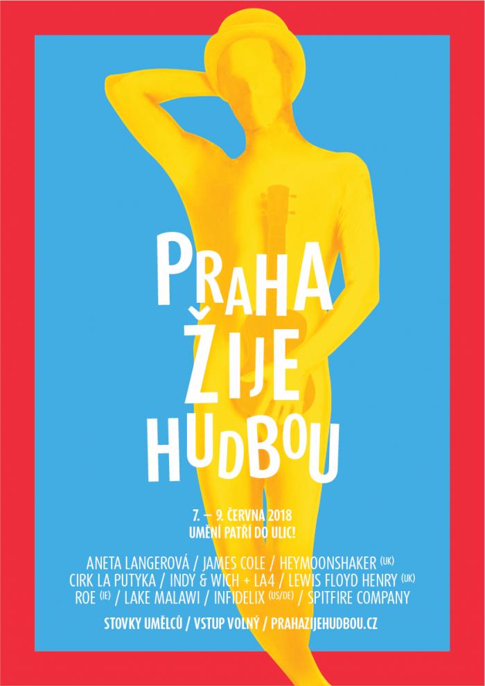 Praha Bude žít Hudbou I Letos