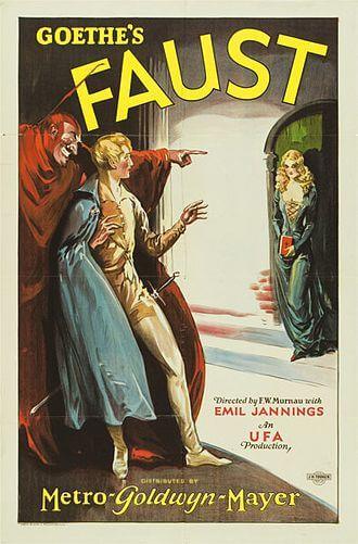 Bittová A Sinan živě Zahrají K Němému Filmu Faust