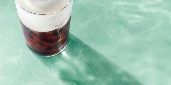 Iced Cappuccino, Foto Starbucks