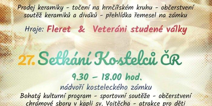 K 26.5.2018 Keramický Den A Setkání Kostelců Opr.