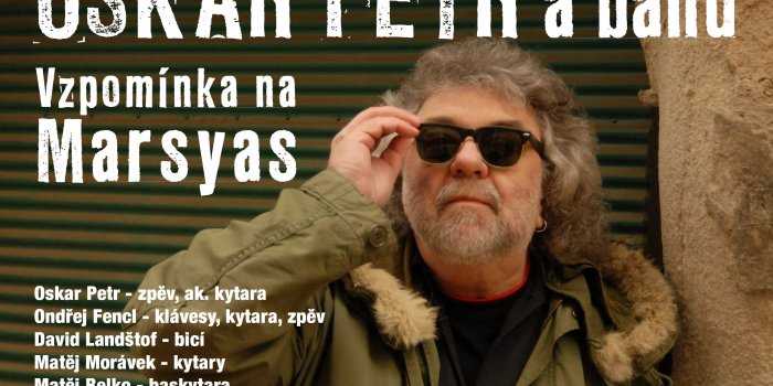 OskarPetr Marsyas II S Matejem