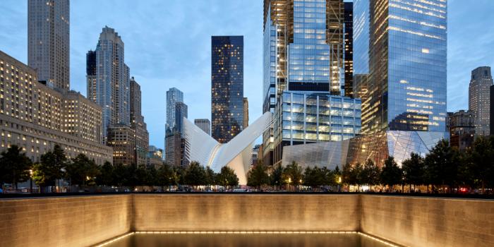 New York WTC Transportation Hub, Foto GHMP