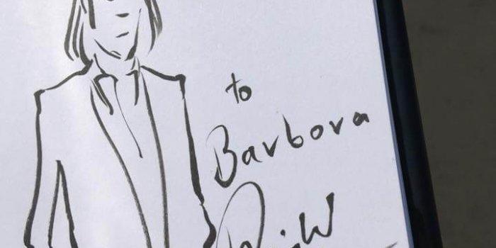 Kresba Reinharda Kleista Do Knihy Naší Barbory, Foto Jk