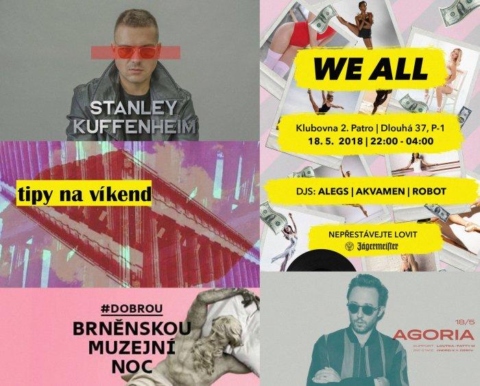 Tipy Na Víkend 18.-20.5.2018