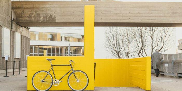 Tokyobike Yellow