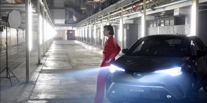 Všechny Fotografie: Toyota