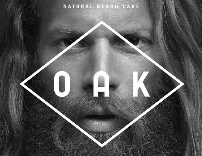 Bio Kosmetika Na Vousy: OAK BEARD CARE
