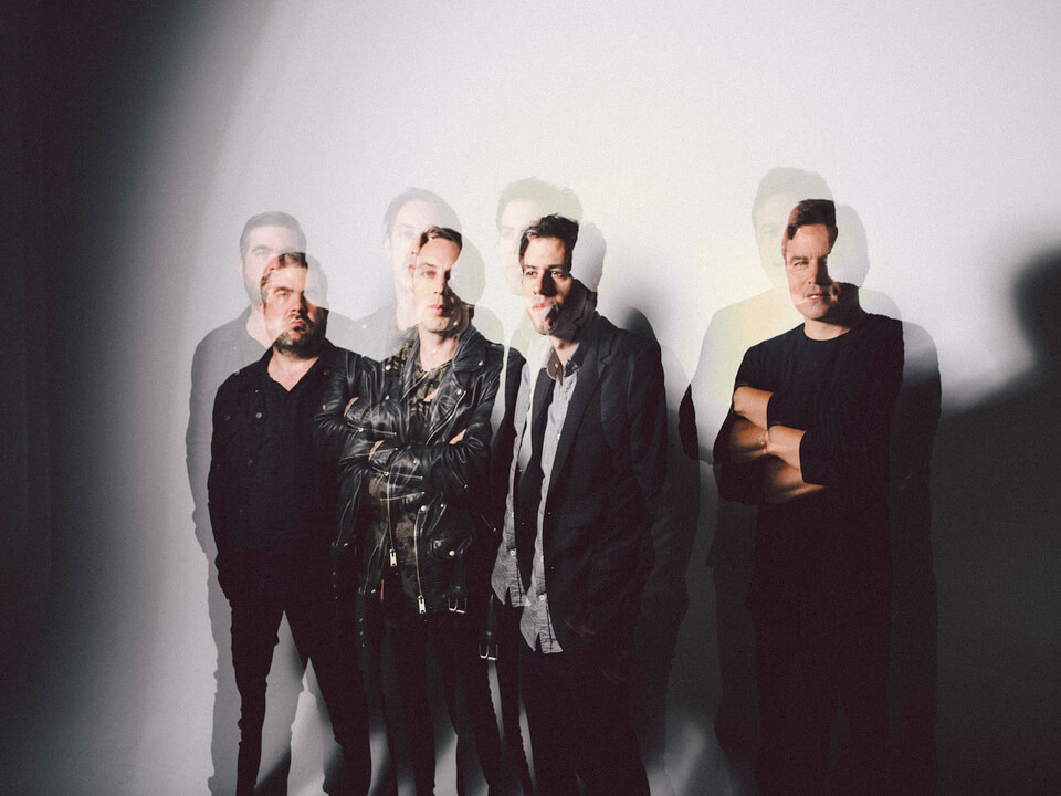 Wolf Parade, foto Archa