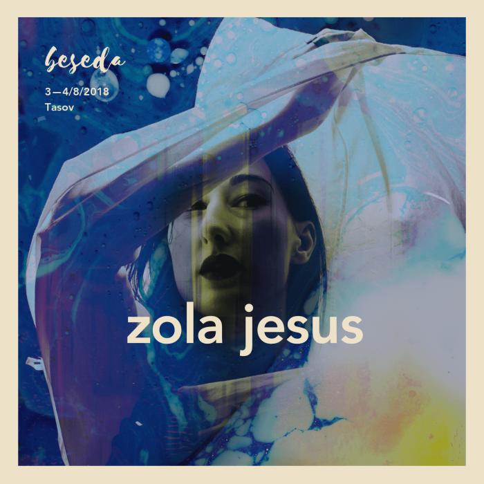 Na Besedu U Bigbítu Přijede Americká Hvězda Zola Jesus. Představí Album Okovi
