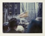 New York Parade 1972 © Wim Wenders . Courtesy Wim Wenders Foundation