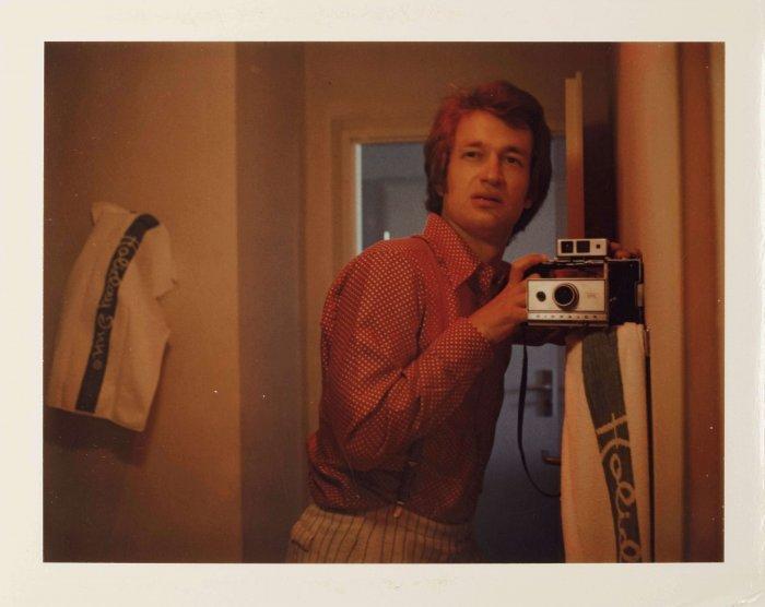 V Berlíně Bude Výstava Polaroidů Wima Wenderse