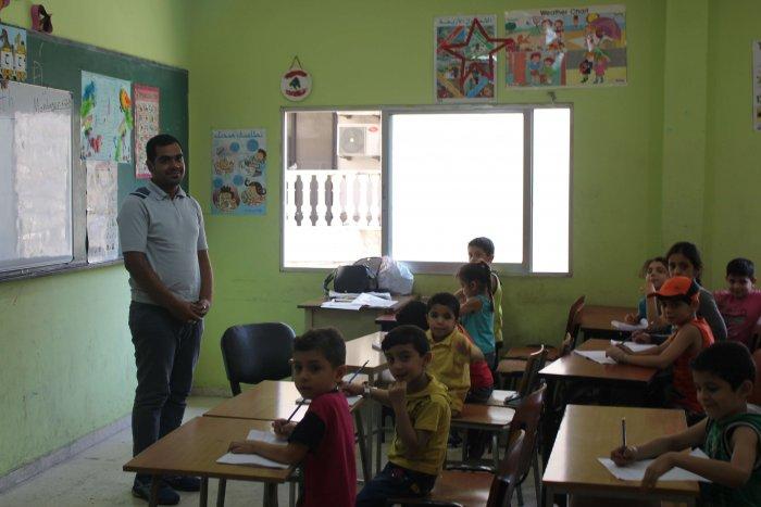Mobilní Hra Pomůže Dětem Zasaženým Syrským Konfliktem