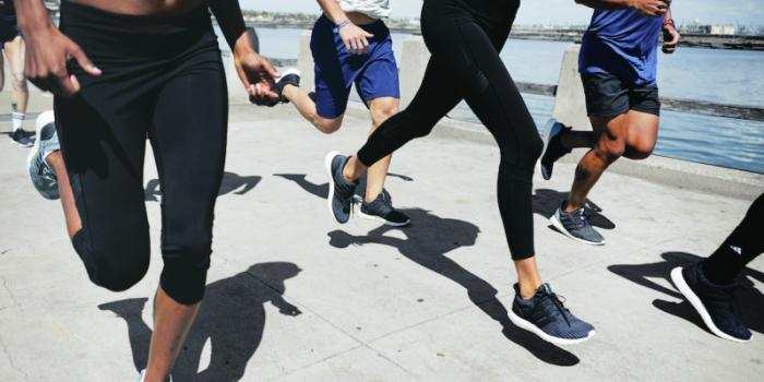 Nové běžecké boty šetří plastové lahve 85f07caa1d