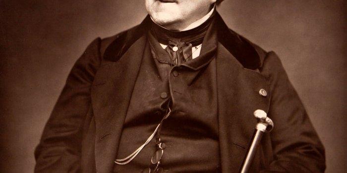 Rossini 1865. By Étienne Carjat - Harvardartmuseums.org, Public Domain