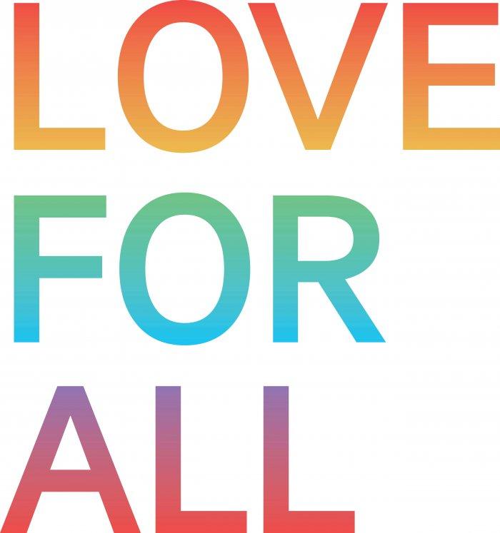 H&M LOVE FOR ALL Kolekce Oslavuje Lidská Práva A Rovnost