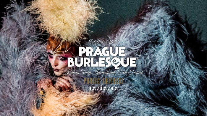 Do Karlových Varů Dorazí Prague Burlesque