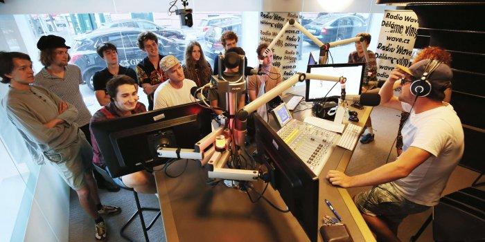 Foto Radio Wave