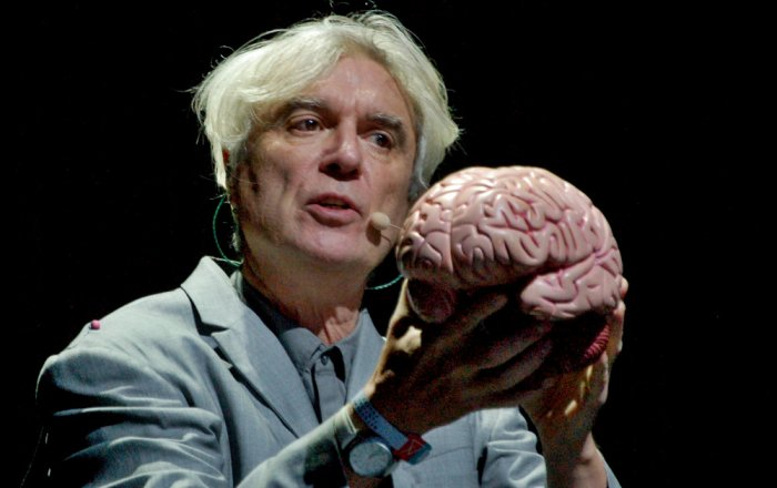 David Byrne Na Metronome Festivalu: Radost!
