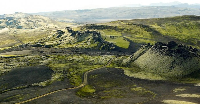 Cambridge University: Volcanic Eruption Influenced Iceland's Conversion To Christianity