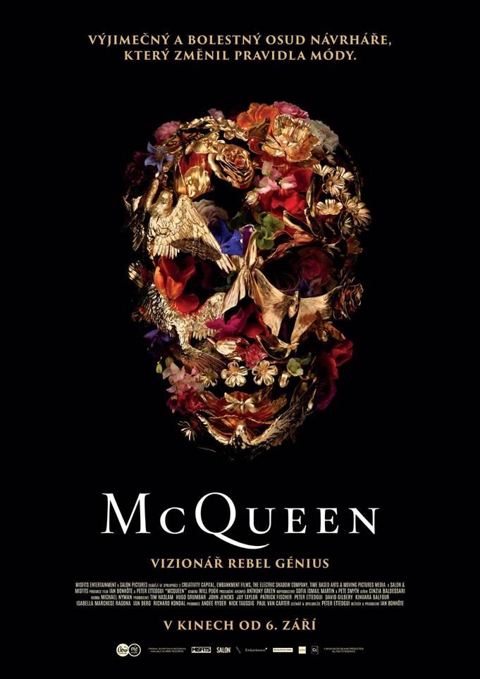 Trailer: McQueen; Dokument O Výstředním Návrháři