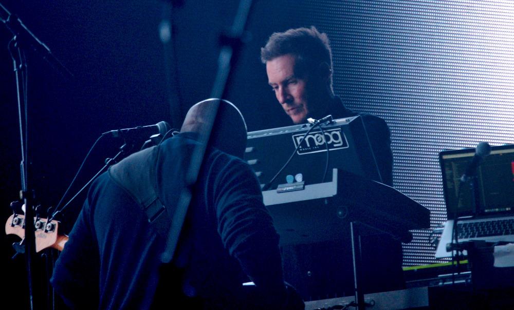 Massive Attack, foto Jiří Janda
