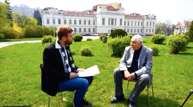 #tydenprodusi: Na Závěr Rozhovor S Radkinem Honzákem