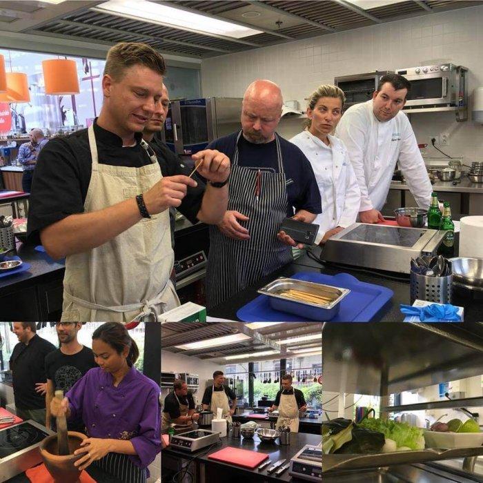 Czech Chefs Učili Thajskou Kuchyni, Zjistili Jsme Spoustu Věcí