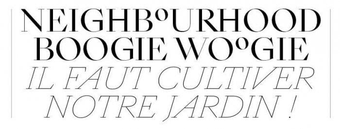 Neighbourhood Boogie Woogie 2018 V Bořivojce