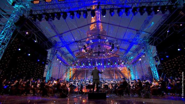 200 Hudebníků Pod Eiffelovkou. Koncert Z Paříže Přinese živě ČT Art