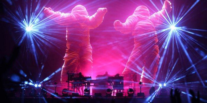 Martin Šopinec - Chemical Brothers Na Pohodě 2018