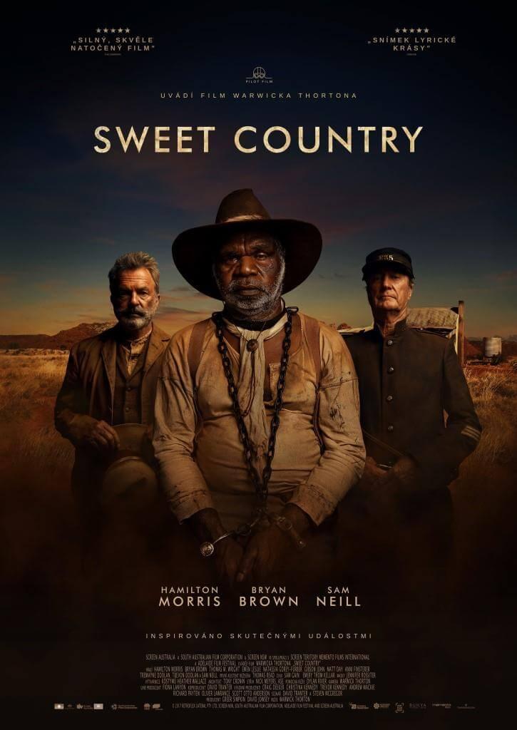 Sweet Country Plakát (pořadatel akce)