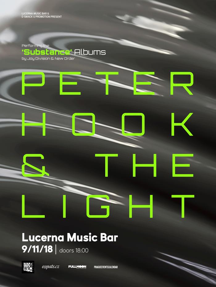 Peter Hook & The Light Zahrají V Praze Songy Joy Division I New Order