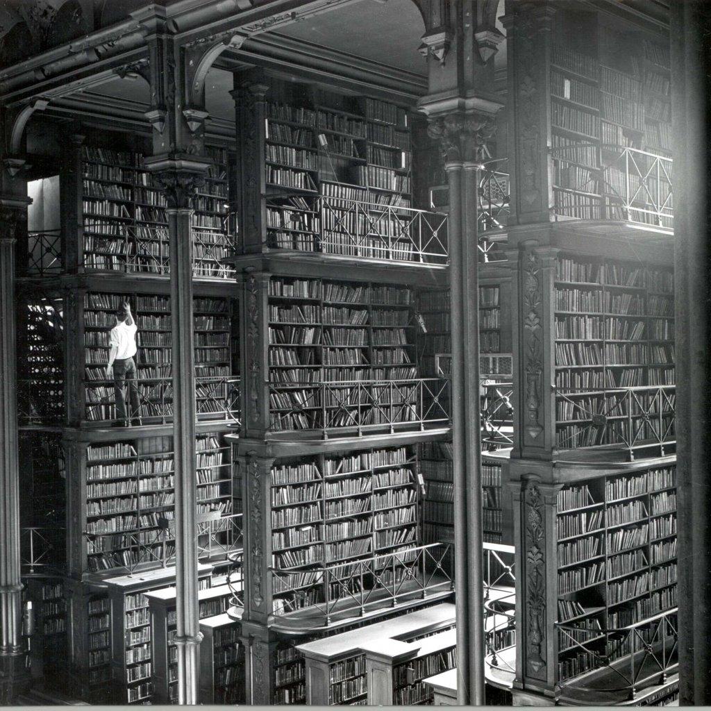 všechny fotografie: Public Library of Cincinnati & Hamilton County
