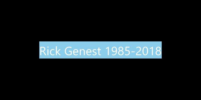 Rick Genest