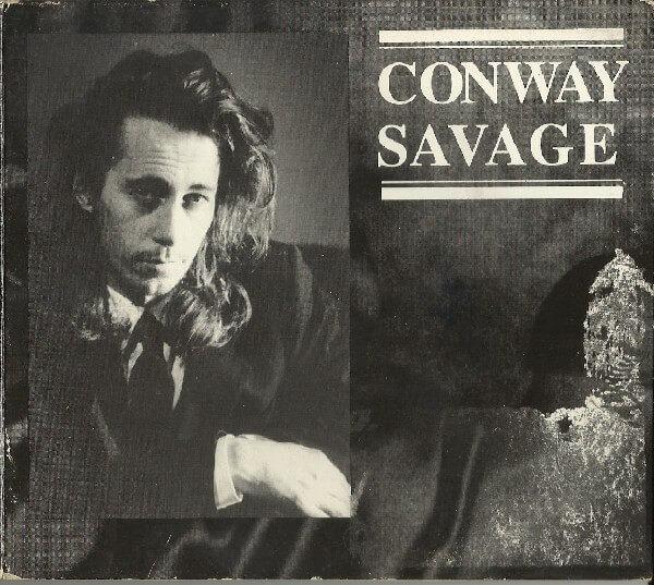 obal EP Conway Savage – Conway Savage