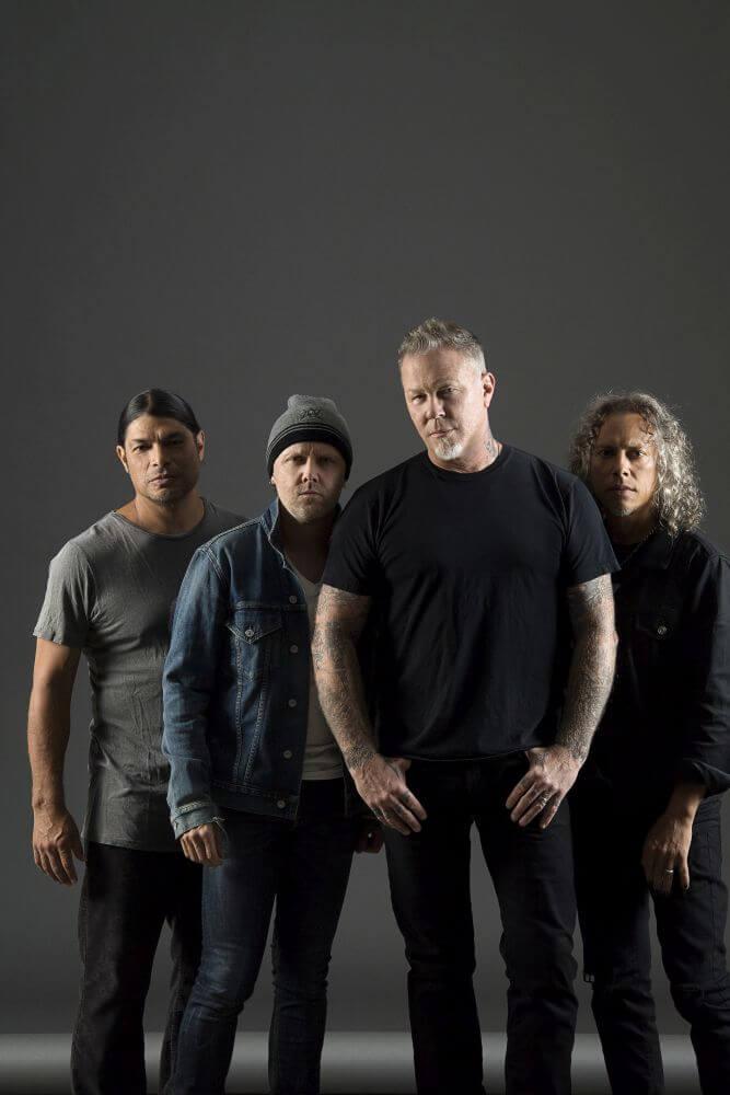 Příští Rok Se Do Prahy Vrátí Metallica