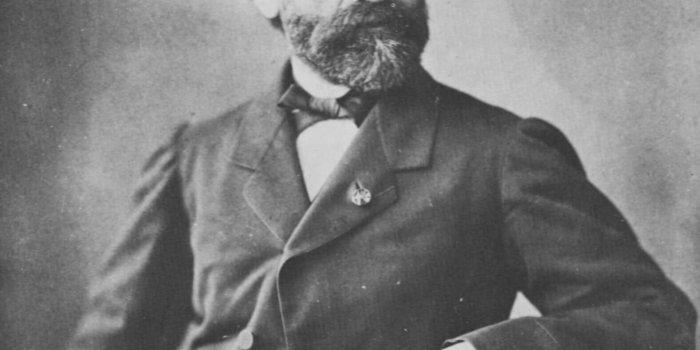 Tournachon, Gaspard-Félix - Giuseppe Verdi (1813-1901) (Zeno Fotografie / Public Domain