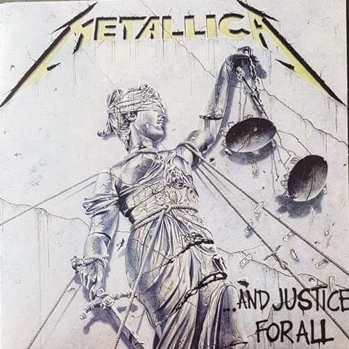 Metallica Vydává Remasterované Album …And Justice For All
