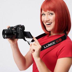 Miss IFA präsentiert Produktneuheiten zur IFA 2018: Lumix G9L von Panasonic  Miss IFA presents new products 2018: Lumix G9L by Panasonic