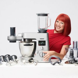 Miss IFA präsentiert Produktneuheiten zur IFA 2018: Kenwood Cooking Chef von De'Longhi  Miss IFA presents new products 2018: Kenwood Cooking Chef by De'Longhi