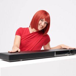 Miss IFA präsentiert Produktneuheiten zur IFA 2018: Sonata 1 von TechniSat  Miss IFA presents new products 2018: Sonata 1 by TechniSat
