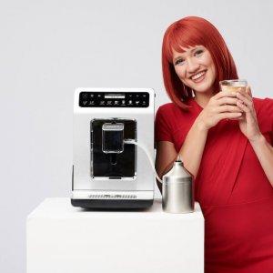 Miss IFA präsentiert Produktneuheiten zur IFA 2018: Krups Kaffeevollautomat Evidence EA893C von Groupe SEB  Miss IFA presents new products 2018: Krups Kaffeevollautomat Evidence EA893C by Groupe SEB